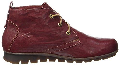 kombi Women's 72 Menscha Delle Boots Kombi 181074 181074 Rosso Pensare 72 Donne red Menscha Think Desert Boots Desert rosso Red 8q5gznw7