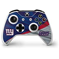 NFL New York Giants Xbox One S Controller Skin - New York Giants Vinyl Decal Skin For Your Xbox One S Controller