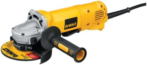 DEWALT D28402N 4-1 2-Inch Small Angle Grinder with No Lock-On