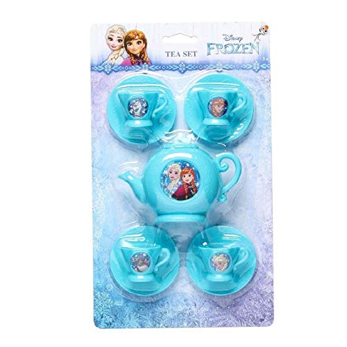Disney Frozen 10 Piece Mini Tea Party ()