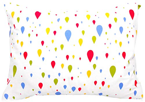 Soft Pillow Cover for Wonderful Sleep and Dreams 100% Cotton