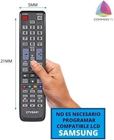 Common TV CTVSA01 Mando a Distancia Universal para Control Remoto ...