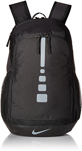 Nike Hoops Elite Varsity Basketball Backpack Black/Cool Grey Size One Size