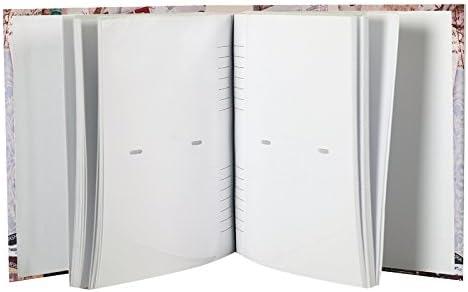 Álbum de fotos con fundas (New York para 200 fotos 10 x 15 cm: Amazon.es: Hogar