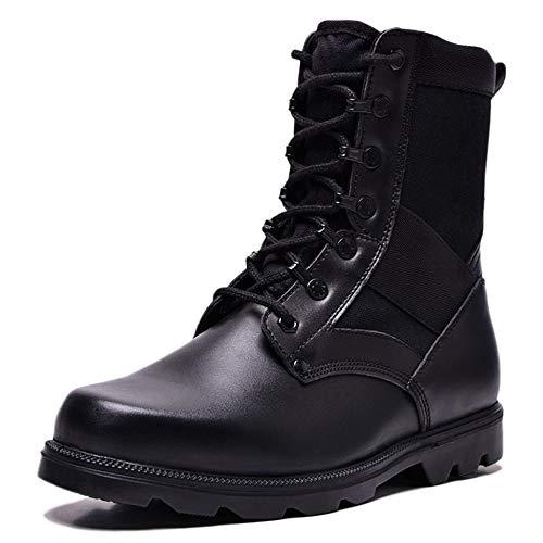 Boots Stivali Traspiranti Desert Esterna Da Per Tattici Warm Ultra Boots Mela Yra Scarpe Combattimento Black Trekking Pelle Light Uomo Formazione Army In PBqygcI7W