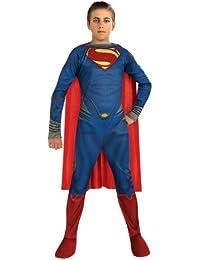 Rubies Man of Steel Superman Complete Costume, Medium