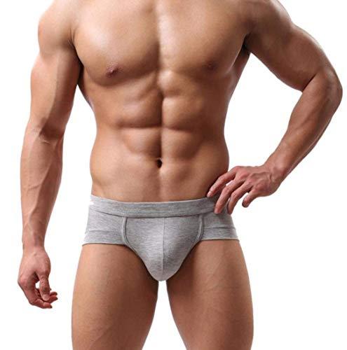 Comodo Under Bulge Soft G Shin Pantaloncini Battercake Bottom Uomo Warm Retro Pouch Shorts Da t0pTw