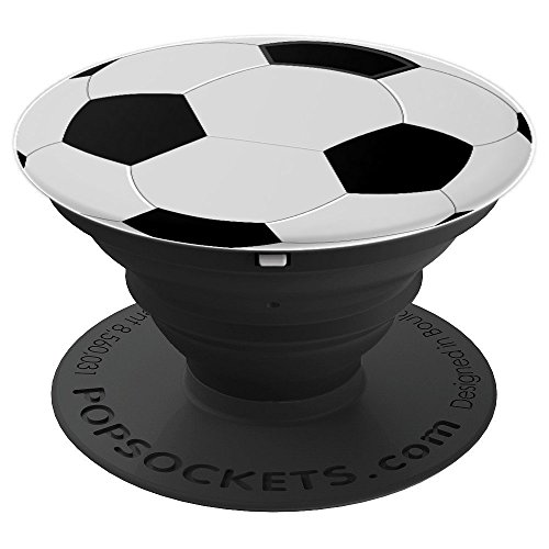 Soccer Ball - PopSockets Grip and Stand for Phones and Tablets
