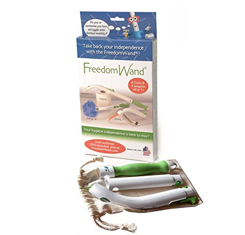 (Freedomwand Personal Hygiene & Bathroom Aid Toilet Tissue)