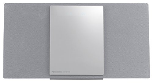 - Panasonic Compact stereo system SC-HC1000-S (Silver)【Japan Domestic genuine products】