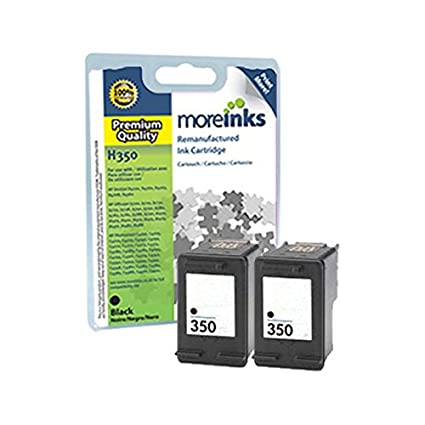 2 - Moreinks color negro cartuchos de tinta compatibles para ...