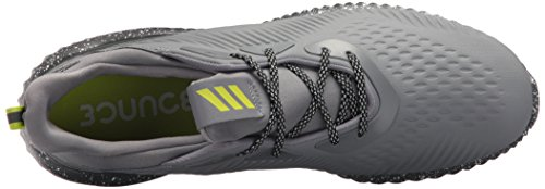 Zapatillas De Running Adidas Performance Alphabounce Em Ctd, Gris / Gris / Blanco Para Hombre