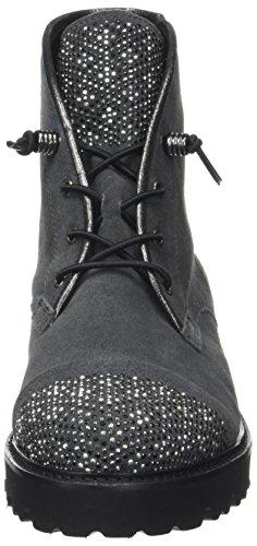 Gabor Women Fashion Boots Grey (19 Pepper / Argento)
