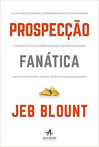 Livros sobre Vendas - Prospecção Fanática