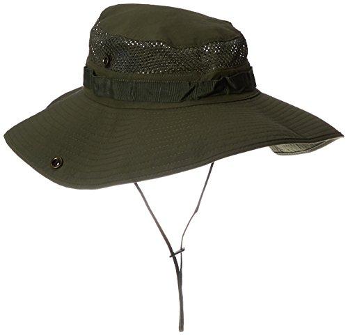 Propper Summerweight Wide Brim Boonie Hat, Olive, Size (Brim Olive)