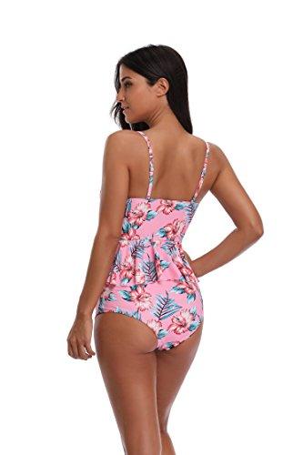 Con Ferretto Da Brasiliana Bagno Costumi Bikini Donna Sexy Color Push Bikini D Mare Up vPgPqU0n