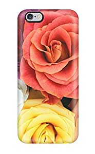 Nannette J. Arroyo's Shop New Style Fashion Tpu Case For Iphone 6 Plus- Flower Defender Case Cover