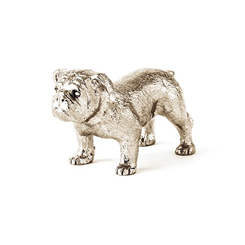 Bulldog Made in UK Artistic Style Dog Figurine Collection