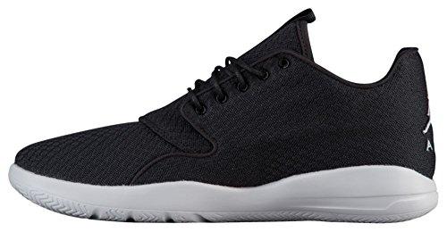 Nike Jordan Eclipse, Scarpe da Ginnastica Uomo Black/grigio lupo