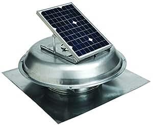 Solar Power Vent Roof Mount - - Amazon.com