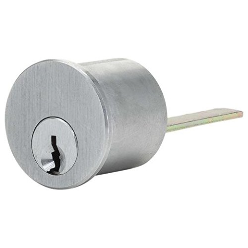Panic Exit Device Sc1 Lock Cylinder For Narrow Stile Cross Bar Devices