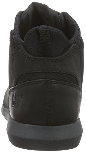 Cat Footwear TRANSCEND - botas desert de cuero hombre negro - negro