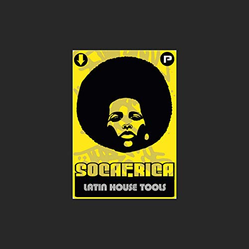 (Socafrica Latin House Tools - Excellent collection of Latin / Tribal House Sounds | DVD non Box)