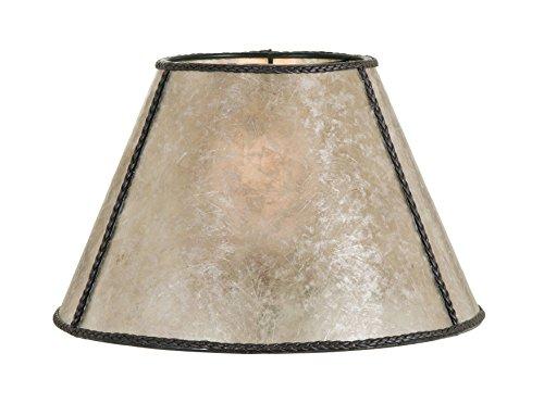 B&P Lamp Parchment, 6 12 7.5, Uno, Flush, (5) by B&P Lamp