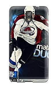 Premium Colorado Avalanche (38) Back Cover Snap On Case For Galaxy Note 3