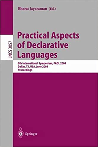 Practical Aspects of Declarative Languages: 6th