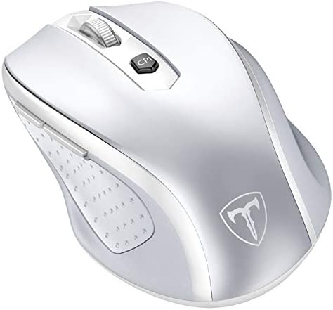 Support Voice Operation//Translation New Bluetooth Wireless Mouse Keyboard Wireless Mouse PR-06S 4-Keys Smart Wireless Optical Mouse with Stylus Pen Function Color : Red Grey