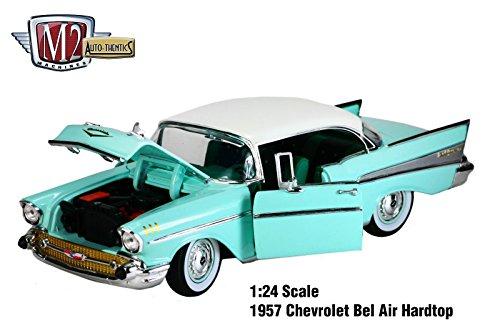 Chevrolet Bel Air Green - 6