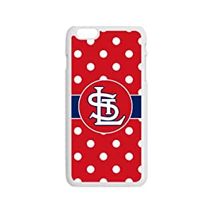 LINGH St. Louis Cardinals Cell Phone Case for Iphone 6