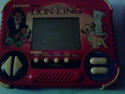 Disney's The Lion King Tiger Electronic Handheld Game 1994