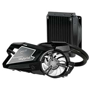ARCTIC Accelero Hybrid - Liquid/Air Combo Extreme Cooling for Hi-Performance nVidia/AMD VGA