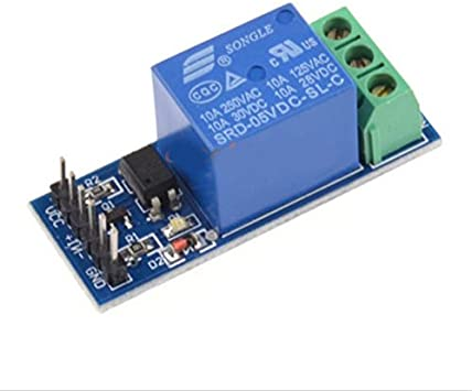 12v one 1 Channel Relay Module With optocoupler For PIC AVR DSP ARM Arduino 8051