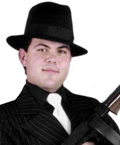 BOS Wool Gangster Hat]()