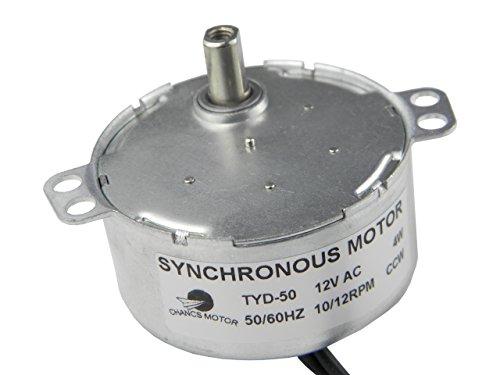 12v 10 rpm motor - 7