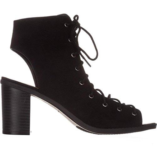 Toe Savanah Womens Boots Ankle Open American Black Fashion Rag x6pqn6w4
