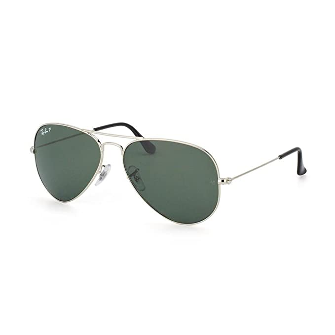 8448bf7447 Ray-Ban UV protection Aviator Men s Sunglasses (003 58