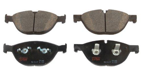 TRW TPC1448 Premium Ceramic Front Disc Brake Pad Set by TRW