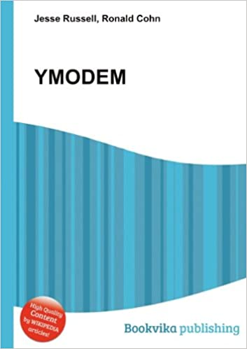 YMODEM: Amazon co uk: Ronald Cohn Jesse Russell: Books