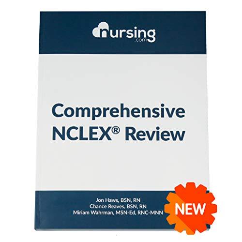 Nursing.Com Comprehensive Nclex Book