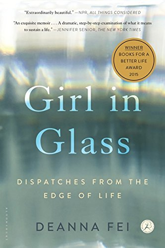 Girl in Glass: Dispatches from the Edge of - Cover Glasses Insurance