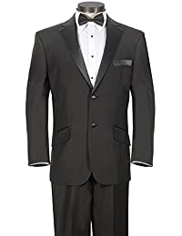 Modern Fit Tuxedo - Available in Black or White