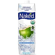 Naked Juice Coconut Water, Pure, 1 ltr