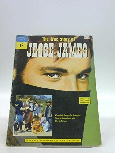 Movie Classic #26: The True Story of Jesse James - 1957