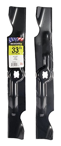 (Maxpower 561553 2 Blade Set for 33
