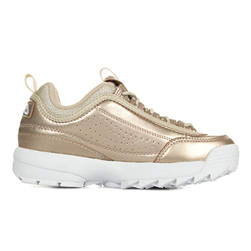 Disruptor 2018 Oro 310482 I Scarpe Gold 1010442 A Low Fila 80C ZTq5wax