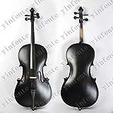 FidgetFidget Cello Acoustic model Maple Spruce Hand Made Black electric Cello